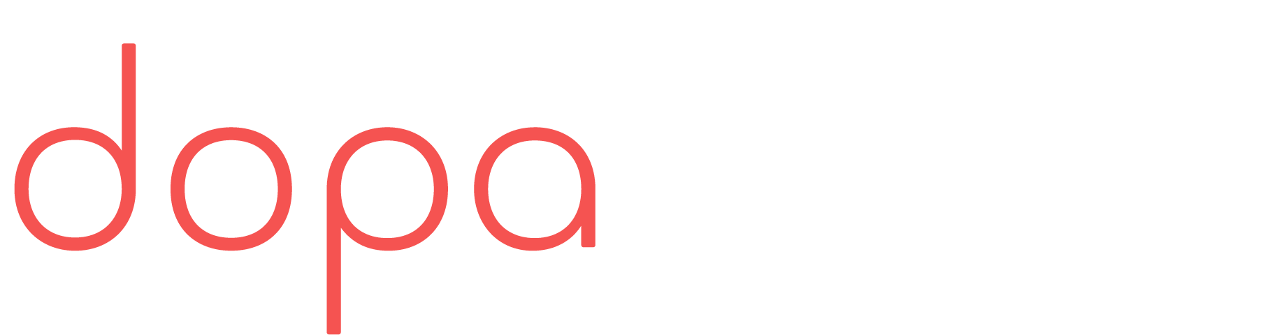 logo Dopashare with title